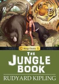 The Jungle Book - Rudyard Kipling (Hardcover) - Cover
