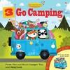 3 Go Camping - Oakley Graham (Hardcover)