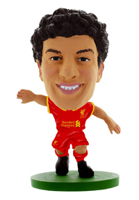 Soccerstarz - Liverpool Philippe Coutinho - Home Kit (2017 version) Figures - Cover