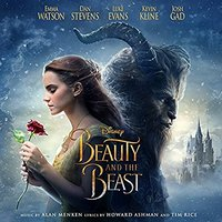 Beauty and the Beast - Original Soundtrack (CD) - Cover