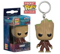 Key Chain Guardians of the Galaxy 2 - Baby Groot Pop Vinyl - Cover