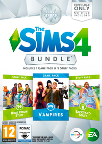The Sims 4 Bundle Pack 7 (PC) - Cover
