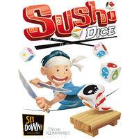 Sushi Dice (Dice Game)