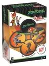 GearShift Puzzle - Zootropolis