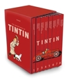Complete Adventures of Tintin - HERGE (Hardcover) Cover