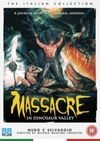 Massacre in Dinosaur Valley (DVD)