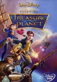 Treasure Planet (DVD) - Cover