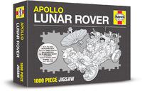 Demjgsw1478 - Haynes >> Apollo Lunar Rover 1000 Piece Jigsaw Puzzle - Cover