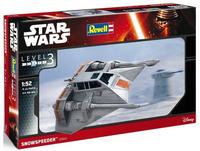 Revell - 1/52 - Star Wars - Snowspeeder (Plastic Model Kit) - Cover