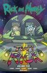 Rick and Morty 5 - Kyle Starks (Paperback)