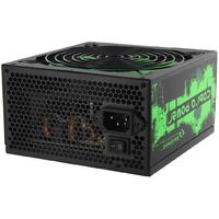 Raidmax RX-700AC-B 700W Black and Green Power Supply Unit
