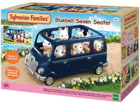 Sylvanian Families - Bluebell Seven Seater - Cover