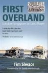 First Overland - Tim Slessor (Paperback)