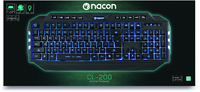 Nacon - Gaming Keyboard CL-200 US Qwerty - Cover