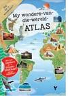 My Wonders-van-die-Wêreld- Atlas (Paperback)
