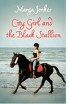City Girl and the Black Stallion - Marga Jonker (Paperback)