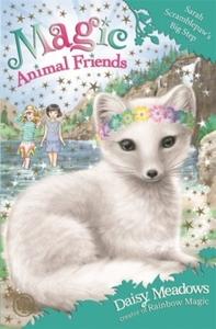 Magic Animal Friends: Sarah Scramblepaw's Big Step - Daisy Meadows (Paperback) - Cover