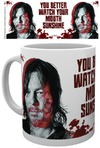 The Walking Dead - You Better Watch Your Mouth Sunshine Boxed Mug Cover