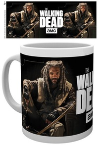 The Walking Dead - King Ezekial Boxed Mug - Cover