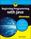 Beginning Programming With Java for Dummies - Barry Burd (Paperback)