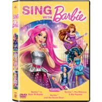 Sing With Barbie Boxset (Rock 'N Royals / Secret Door / Princess & the Popstar) (DVD)