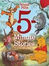 Winnie the Pooh 5-Minute Stories - Inc. Disney Enterprises (Hardcover)