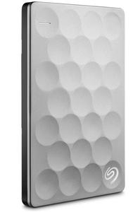 Seagate - 2TB Ultra Slim Portable 2.5 inch External Hard Drive