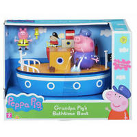 Peppa Pig - Grandpa Pig's Bathtime Boat