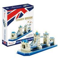 CubicFun - Tower Bridge - UK 3D Puzzle (52 Pieces)