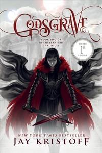 Godsgrave - Jay Kristoff (Hardcover) - Cover