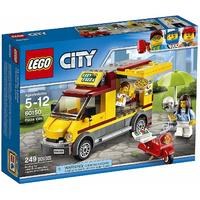 LEGO® City Great Vehicles - Pizza Van (294 Pieces)