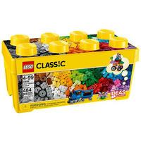 LEGO® Classic - Medium Creative Brick Box (484 Pieces)