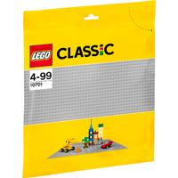 LEGO® Classic - Gray Baseplate (1 Piece)