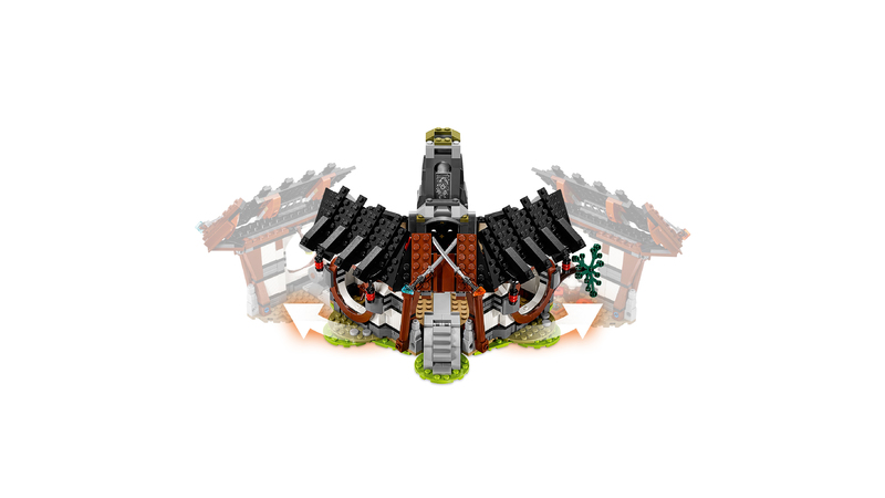 LEGO® Ninjago - Dragon's Forge - Hobbies & Toys Online   Raru