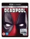 Deadpool (4K Ultra HD + Blu-Ray)