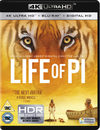 Life of Pi (4K Ultra HD + Blu-Ray)