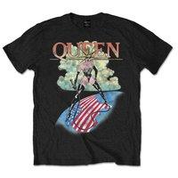 Queen Mistress Men's T-Shirt - Black (X-Large) - Cover
