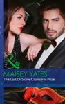 Last Di Sione Claims His Prize - Maisey Yates (Paperback)