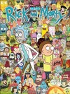 The Art of Rick and Morty - Justin Roiland (Hardcover)