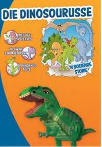 Die Dinosourusse (Paperback) - Cover