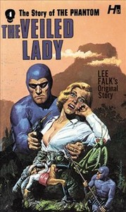 The Veiled Lady - Lee Falk (Paperback) - Cover