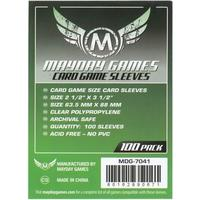 Mayday Games - Standard Card Game Size Sleeves (100)
