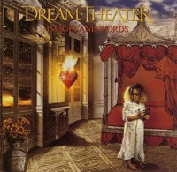 Dream Theater - Images and Words (CD) - Cover