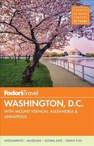 Fodor's Washington, D.c. - Zach Everson (Paperback) - Cover