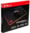 Tt eSports Draconem RGB Gaming Mouse Pad