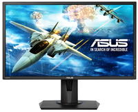 ASUS - VG245HE 24 inch Full HD TN Black Gaming LED Computer Monitor