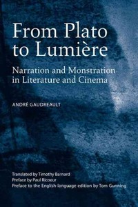 From Plato to Lumiere - Andre Gaudreault (Paperback) - Cover
