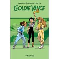 Goldie Vance 3 - Hope Larson (Paperback)
