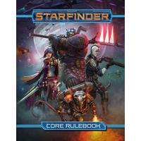 Starfinder - Core Rulebook (Role Playing Game)