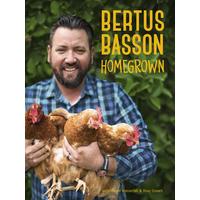 Homegrown - Bertus Basson (Trade Paperback)